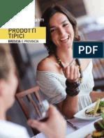 Brochure Prodotti Tipici - Brescia e provincia