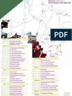 Festivalkarte 2012 Musikland Niedersachsen