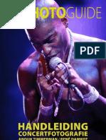 eBook Concertfotografie