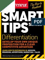 Entrepreneur SmartTips Guide Differentiation Develop a Unique Proposition