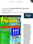 Autenticazione LDAP su Tomcat