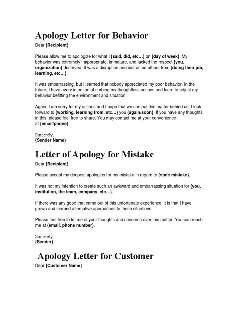 Formal Apology Letter Template from imgv2-1-f.scribdassets.com