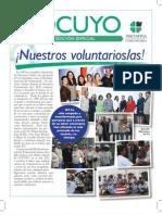 COCUYO Edición Voluntarios/as