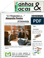 Jornal 1ª edição - Dez. 2010