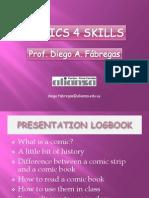 PPP Comics 4 Skills