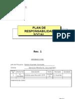 Plan Responsabilidad Social HC&RSAC
