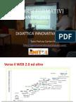 Didattica Col WEB 2.0