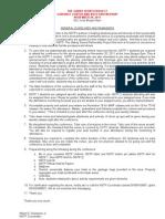 Guidelines on Gabay Series