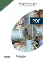 Schneider LV Switchboard Inspection Guide