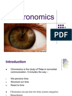 Chronomics Ppt
