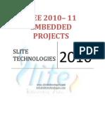 Slite Embedded Ieee 2010