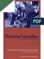Beiner, Ronald, Ed. Theorizing Nationalism