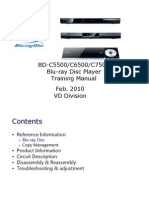 Samsung Bd-c5500 c6500 c7500 Blu-ray Training-manual 2010