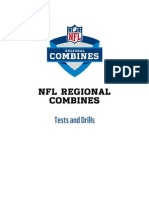 NFL Tests and Drills Combine