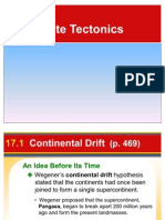 Chapter 17-Plate Tectonics