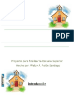 Proyecto Waldy 1