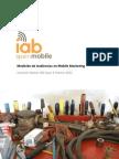 Medición de audiencias en mobile marketing  (IAB Spain) -Feb12