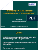 Developing FIB GAE Recipes
