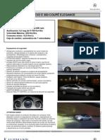 catalogo Clase E coupé