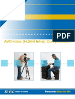 Avc-Intra h.264 Intra Compression