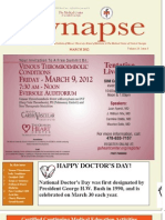 March Synapse 2012