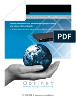 Black Box Optinet Content Filtering