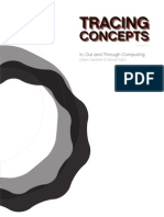 Tracing Concepts - Volume Issue 28