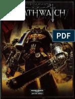 W40KJdR Deathwatch (K13)