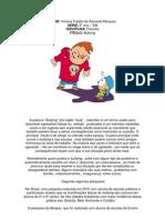 Trabalho de Filosofia - Bullying (PDF)