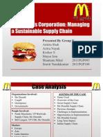 McDonald's Corporation_Group K