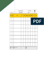 GCM-FO-001  Matriz de contratación