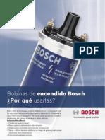 Bobinas de Encendido Bosch
