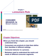 Consumer Behavior by Michael R. Solomon Cb09 Ppt01