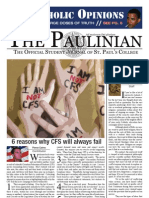 The Paulinian - Edition One