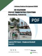 Palembang Transport PFS Executive Summary Bahasa Indonesia