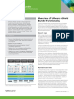VMware vShield5 Bundle Datasheet