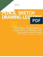 PencilSketchDrawingGheno