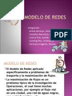 Modelo de Redes Diapositiva