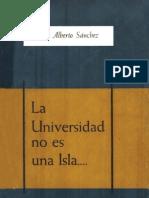 La universidad no es una isla...