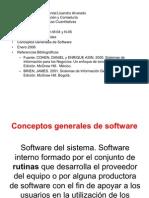 Conceptos Generales de Software