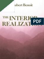 The Interior Realization - Hubert Benoit