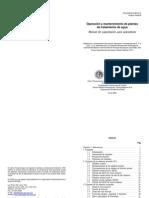 Operacion y Mantenimiento de Plantas de Tratamiento de Agua (Cepis)(2)-1