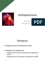 Antihipertensivos farma