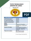 """Documentacion de Programa VB """"Archivos secuenciales""""para programador y Usuario"""