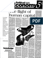 The Flight of Human Captial
