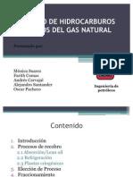 Recobro de Hidrocarburos Liquidos Del Gas Natural