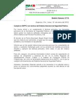 Boletín Número 3710 SSPPC