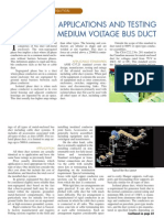 Mediun Voltage Bus Duct