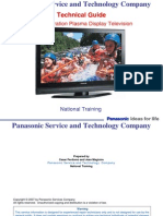 10th gen panasonic plasma service