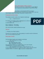 Encriptar y Desencriptar Archivos en Linux